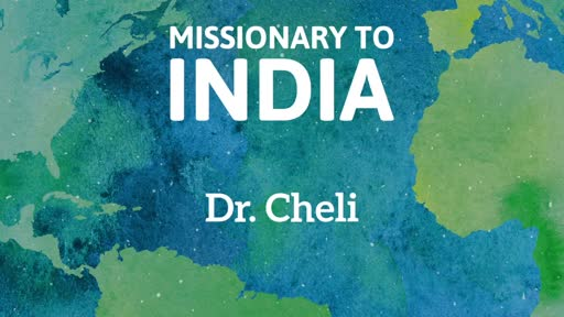 Missionary to India