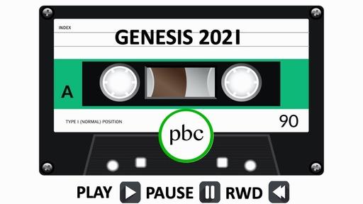 Play - Pause - Rewind.  Genesis.