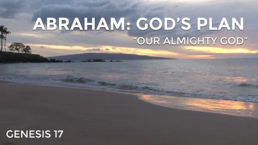 Abraham: God's Plan