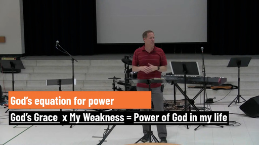 God's Equation for Power