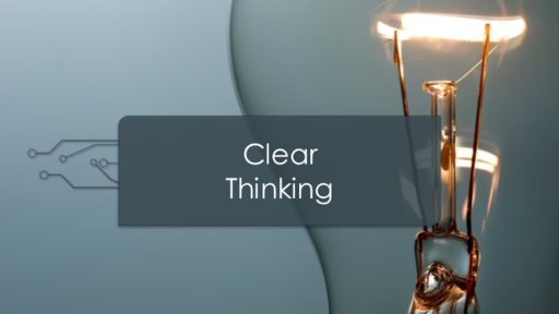 Clear Thinking