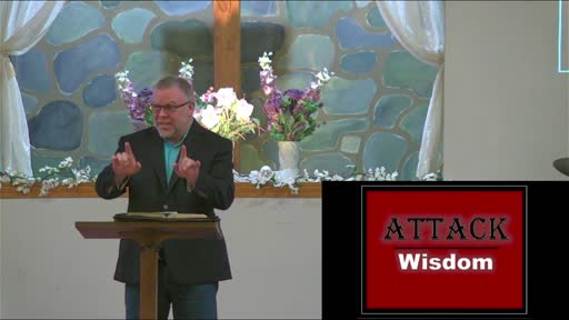 5/23/21 - Perspective in the Crazy! - Wisdom Under Attack #5
