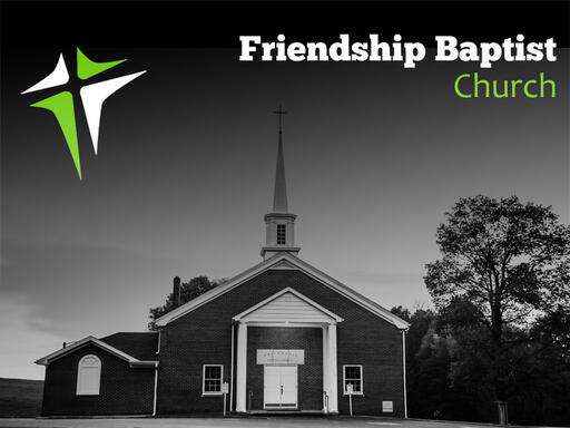 Friendship Baptist Church Live Stream