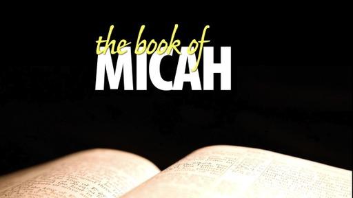 Class  •  Micah
