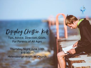 Discipling Christian Kids