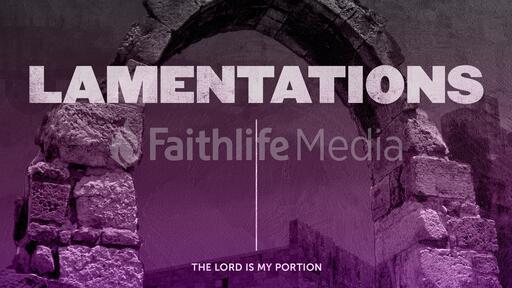 Lamentations Arch