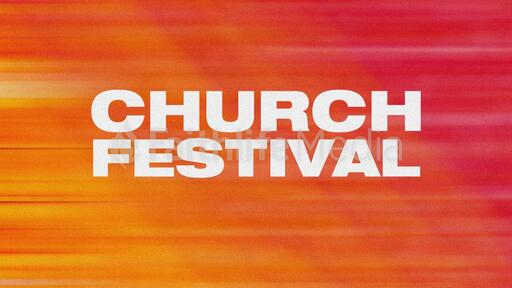 Church Festival Gradient