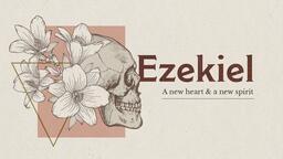 Ezekiel Skull  PowerPoint image 1