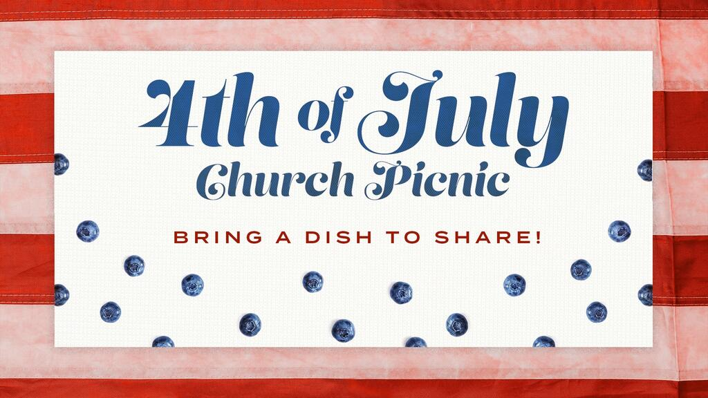 4th of July Flag Berry large preview