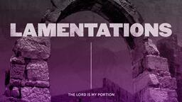 Lamentations Arch  PowerPoint image 1