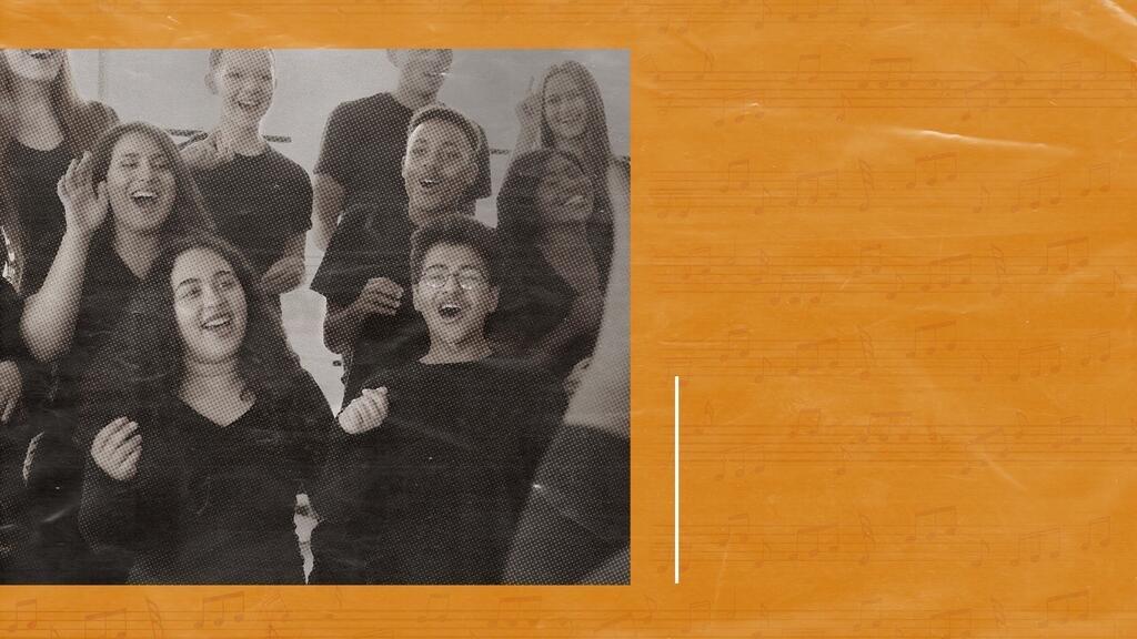 Choir Practice Orange large preview