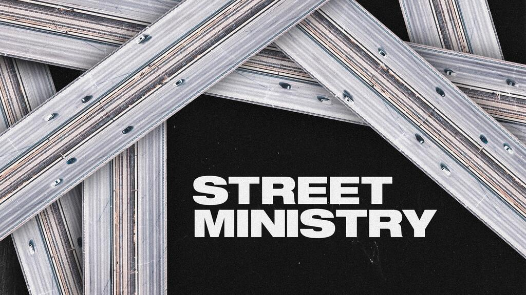 Street Ministry large preview