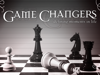 """""""Game Changers Divine Appointmet The Woman at the Well."""""""