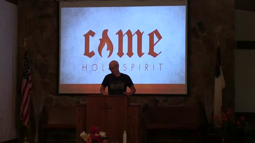 What are tongues for? 6-13-21 Pastor Randy Hall