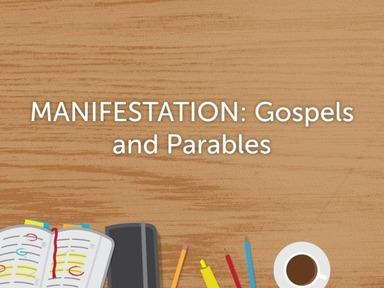 Manifestation (Gospels)