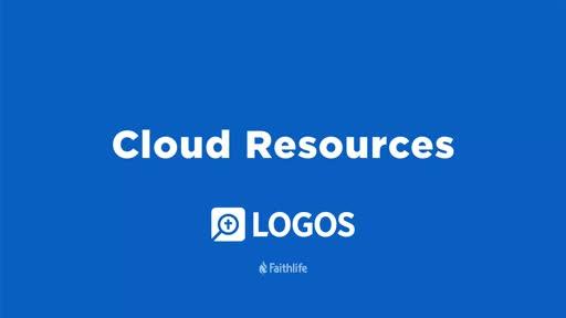 Cloud Resources