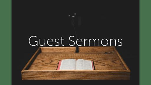 Guest Sermon by Joshua Ward (Job 42:1-)
