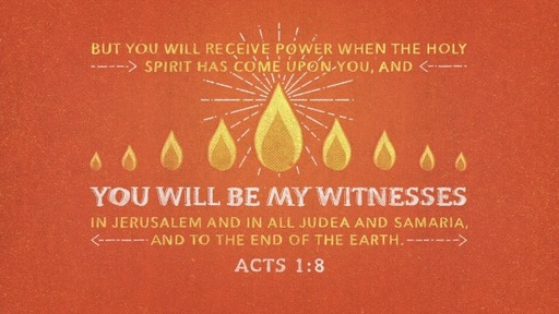 Purposes of Holy Spirit