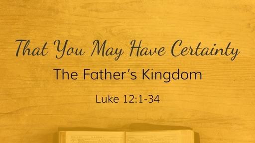 Luke 12:1-34