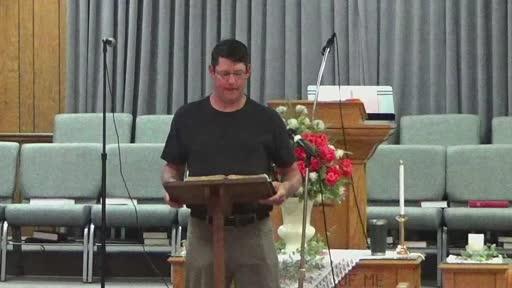 June 17, 2021 Bible Study Mount Union Church Of The Brethren