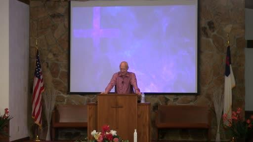 Purposes of Holy Spirit 6-20-21Pastor Randy Hall