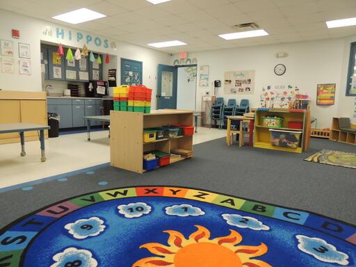 Hippos Classroom