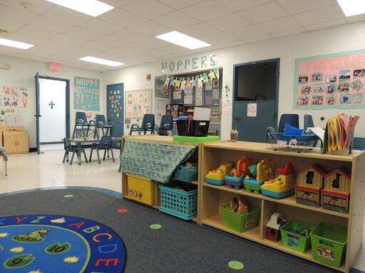 Hoppers' Classroom