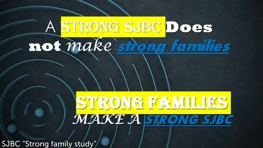 """Strong family Bible study  """"Review"""""""