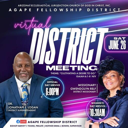 Agape Fellowship District