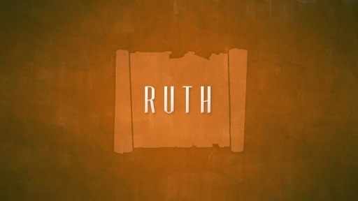 Redemption and Introduction to Ruth