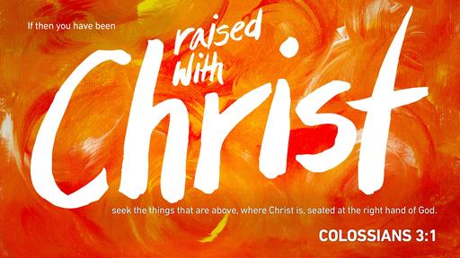 Sunday sermon Colossians 3:14-17