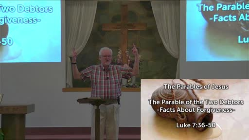 6-27-21 - Parables Of Jesus - Wk 4 - Facts About Forgiveness