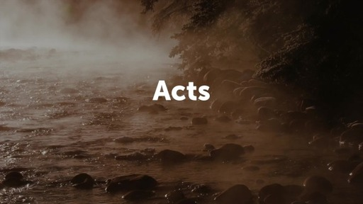 Acts 4 and 5 on June 30th