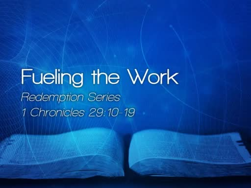 Fueling the Mission - May 21, 2017