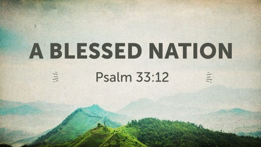A Blessed Nation