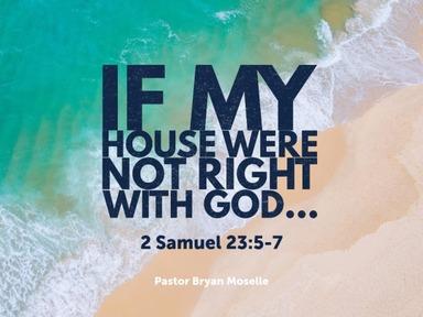 2 Samuel 23:3-7