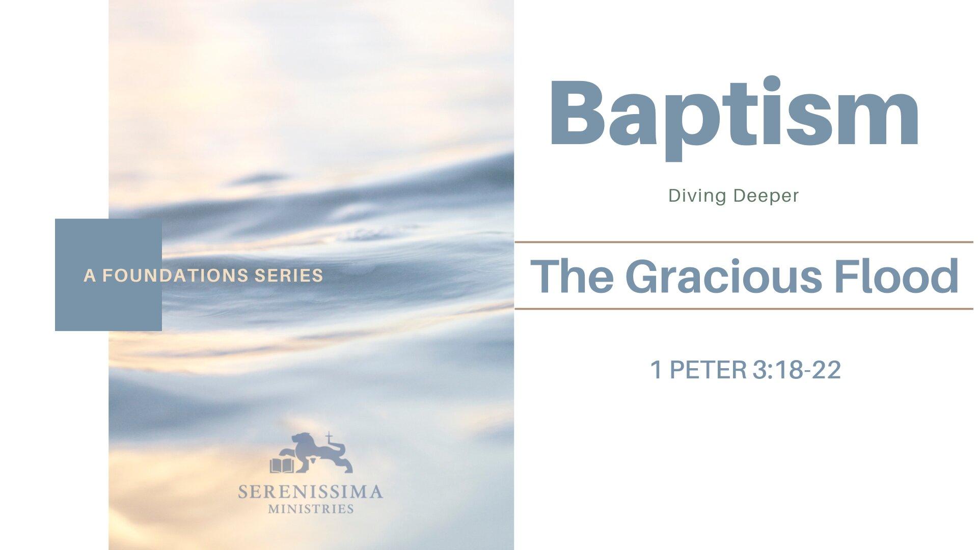 The Gracious Flood