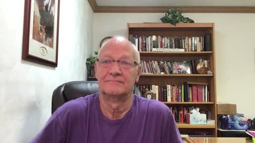 Jul 7 Wednesday Pastor Randy Hall