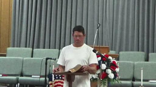 July 7 , 2021 Bible Study Mount Union Church Of The Brethren