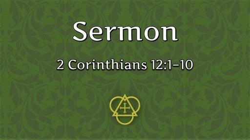 2021-07-04 - 06 Pentecost (Proper 9B)