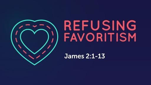 Refusing Favoritism