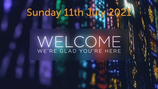Sunday 11 July 2021