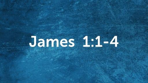 James 1:1-4