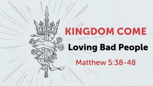 Loving Bad People