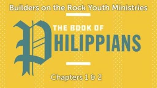Book of Philippians #1