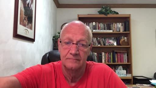 Wednesday Jun 9 Pastor Randy Hall