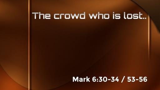 Mark  6: 30-34
