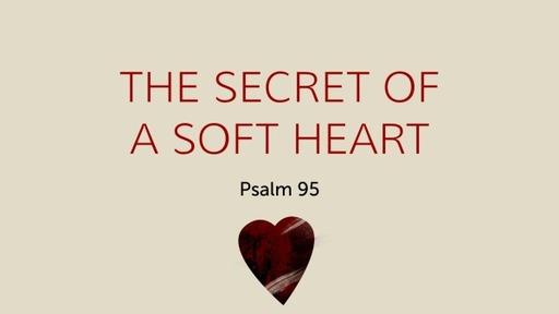The Secret of a Soft Heart 7/18/2021