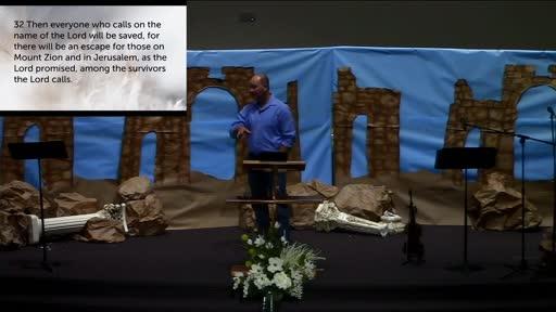 Empowered Change, Joel 2:28-32, Dr. Ben Karner