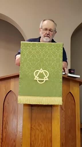 July 18, 2021 Sermon